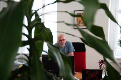 X-Net Nikolaus Dürk, Geschäftsführer