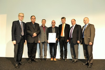 BackMeUp Rudolf Trauner Preis