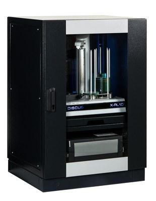 CD/DVD/BD-Robot system DISCUS X-SL 2.0