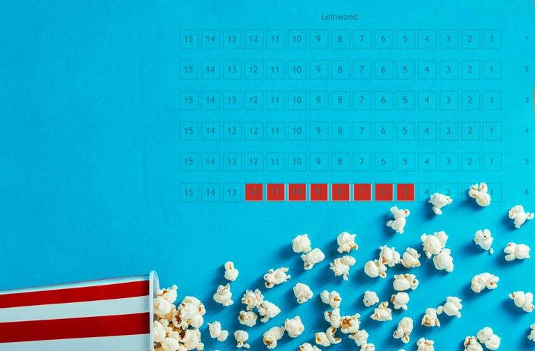 Online Reservierung Kino