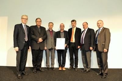 BackMeUp Rudolf Trauner Prize